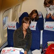 Miss Nederland 2003 reis Turkije, Miss Noord Holland, Marenka Vink + Mascha van der Meer