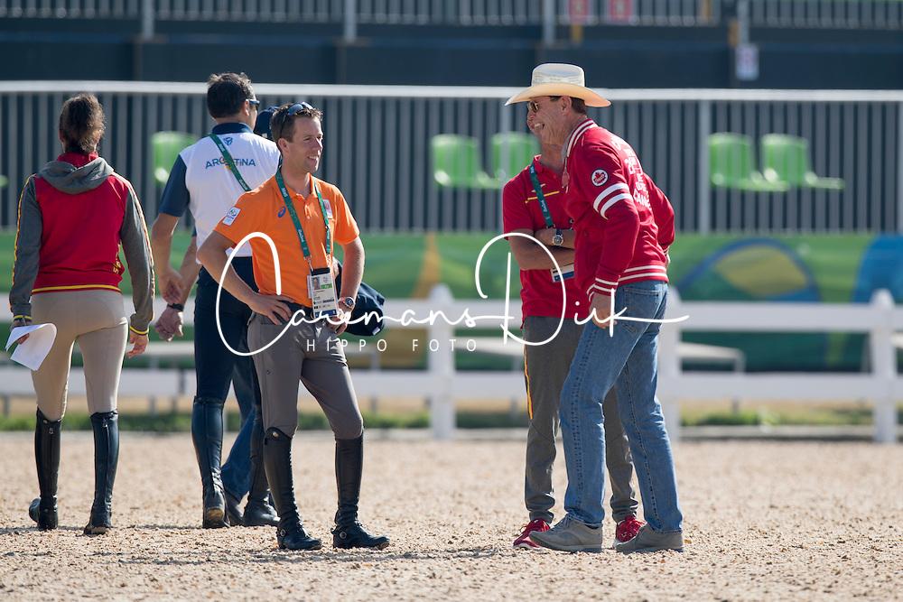 Van der Vleuten Eric, Maikel, NED<br /> Olympic Games Rio 2016<br /> © Hippo Foto - Dirk Caremans<br /> 13/08/16