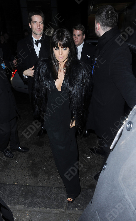 12.FEBRUARY.2012. LONDON<br /> <br /> CLAUDIA WINKLEMAN AT THE WEINSTEIN COMPANY AND ENTERTAINMENT FILM DISTRIBUTION POST BAFTA EVENT AT THE LE BARON, EMBASSY CLUB, LONDON<br /> <br /> BYLINE: EDBIMAGEARCHIVE.COM<br /> <br /> *THIS IMAGE IS STRICTLY FOR UK NEWSPAPERS AND MAGAZINES ONLY*<br /> *FOR WORLD WIDE SALES AND WEB USE PLEASE CONTACT EDBIMAGEARCHIVE - 0208 954 5968*