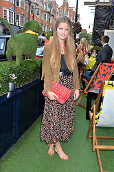 KATIE READMAN at A Date With Your Dog At George in aid of the Dogs Trust held at George, 87-88 Mount Street, London on 9th September 2014.
