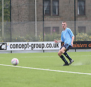 Ryan Gemmell scores Dundee's second goal - Tayport v Dundee XI - pre-season friendly at the GA Arena <br /> <br />  - &copy; David Young - www.davidyoungphoto.co.uk - email: davidyoungphoto@gmail.com