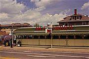 Northcentral Pennsylvania, Wellsboro historic diner, Tioga County