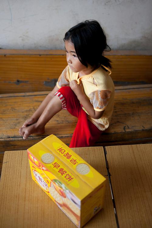 Orphan in Guilin China