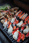 King Crab Legs, Sitka, Alaska