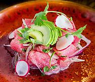 Citrus Marinated Tuna Ceviche