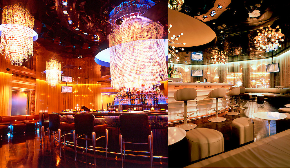 client: Thunder Valley Casino, Sacramento, CA (left), Green Valley Ranch Casino, Las Vegas, NV (right)