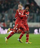 Fussball Bundesliga 2012/13: Bayern Muenchen - Schalke