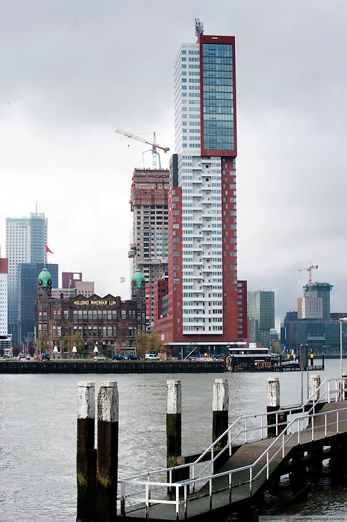 Rotterdam, The Netherlands, Nov 5, 2009, Besix projects Rotterdam, PHOTO © Christophe VANDER EECKEN