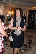 TALINE AVAKIAN;  , The Foreign Sisters lunch sponsored by Avakian in aid of Cancer Research UK. The Dorchester. 15 May 2012
