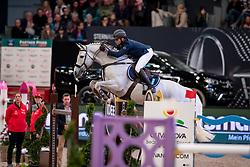 El Dahan Sameh, EGY, Ecxotic<br /> Leipzig - Partner Pferd 2019<br /> © Hippo Foto - Stefan Lafrentz