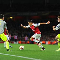 Arsenal v Colonge | Europa League | 14 September 2017