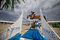 Brash Scott, GBR, Hello Senator<br /> Grand Prix Rolex powered by Audi <br /> CSI5* Knokke 2019<br /> © Hippo Foto - Dirk Caremans<br /> Brash Scott, GBR, Hello Senator