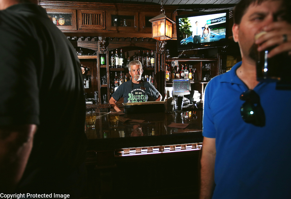 Robbie Schwegman at Durty Nelly's Irish Pub