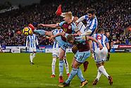 Huddersfield Town v Burnley