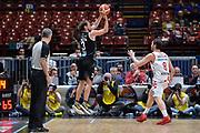 DESCRIZIONE : Beko Final Eight Coppa Italia 2016 Serie A Final8 Quarti di Finale Dolomiti Energia Trento - Giorgio Tesi Group Pistoia<br /> GIOCATORE : Giuseppe Poeta<br /> CATEGORIA : Tiro Tre Punti Three Point Controcampo<br /> SQUADRA : Dolomiti Energia Trento<br /> EVENTO : Beko Final Eight Coppa Italia 2016<br /> GARA : Quarti di Finale Dolomiti Energia Trento - Giorgio Tesi Group Pistoia<br /> DATA : 19/02/2016<br /> SPORT : Pallacanestro <br /> AUTORE : Agenzia Ciamillo-Castoria/L.Canu