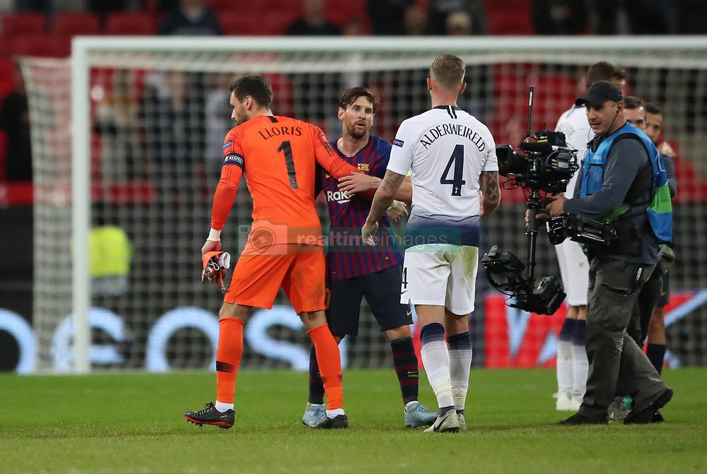 صور مباراة : توتنهام - برشلونة 2-4 ( 03-10-2018 )  38929934