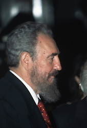 Italy, Rome -  1999-11-30 (?!).Fidel Castro  .de (Credit Image: © Cesareo/Fotogramma/Ropi via ZUMA Press)