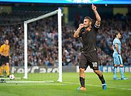 Manchester City v A.S. Roma 300914