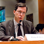 "Philip Zelikow. Commission staffers present Staff Statement No. 17, ""Improvising a Homeland Defense."" The 9/11 Commission's 12th public hearing on ""The 9/11 Plot"" and ""National Crisis Management"" was held June 16-17, 2004, in Washington, DC."