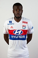 Tanguy Ndombele during Photoshooting of Lyon for new season 2017/2018 on September 27, 2017 in Lyon, France. (Photo by Damien lg/OL/Icon Sport)