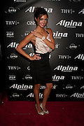 Actress Katie Cleary wears an Alpina watch
