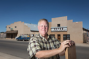 Richard Madison, owner of Mayes Lumber Company of Roswell New Mexico for Protools Magazine.