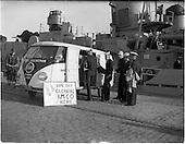 1956 - 04/08 IMCO Collection Van visits U.S. Ships
