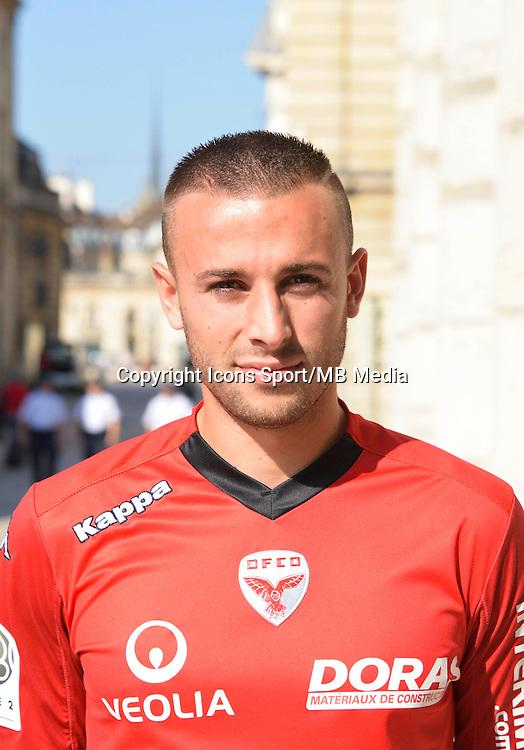 Jordan Marie - 08.09.2014 - Portrait officiel Dijon<br /> Photo : Vincent Poyer / Icon Sport