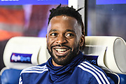 Birmingham City midfielder Jacques Maghoma (19) during the EFL Sky Bet Championship match between Birmingham City and Middlesbrough at the Trillion Trophy Stadium, Birmingham, England on 4 October 2019.
