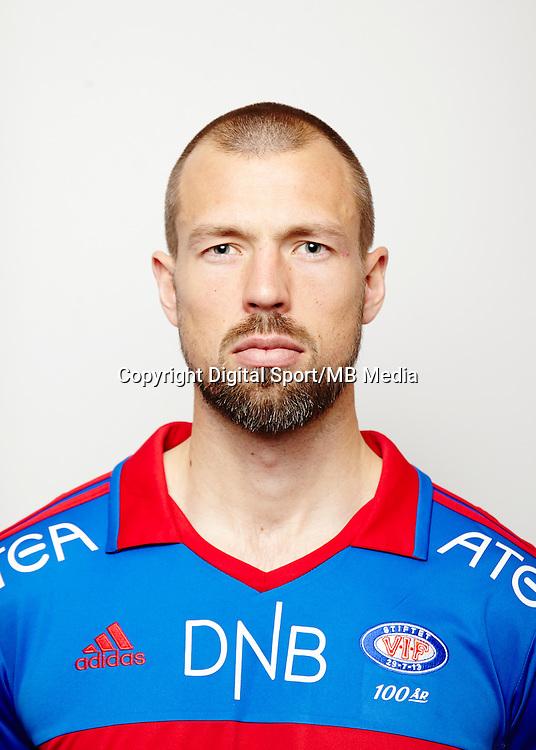 Fotball..Tippeligaen..Portrett portretter..Vålerenga VIF 2013..Andrè Muri..Foto: Eirik Førde