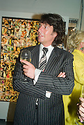 Laurence Llewelyn-Bowen, Hello! Magazine 20th Anniversary Exhibition - private view<br />