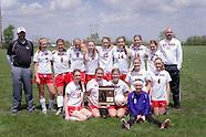 Lady Braves Regional Champions 2013