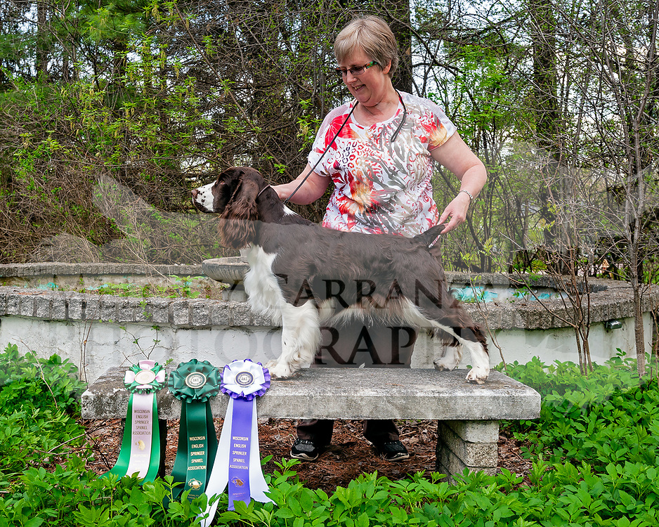 Photography of Lynn and Anne Dorsay's girls, was made May 10, 2018, in Elm Grove, WI. By Henriette's home.
