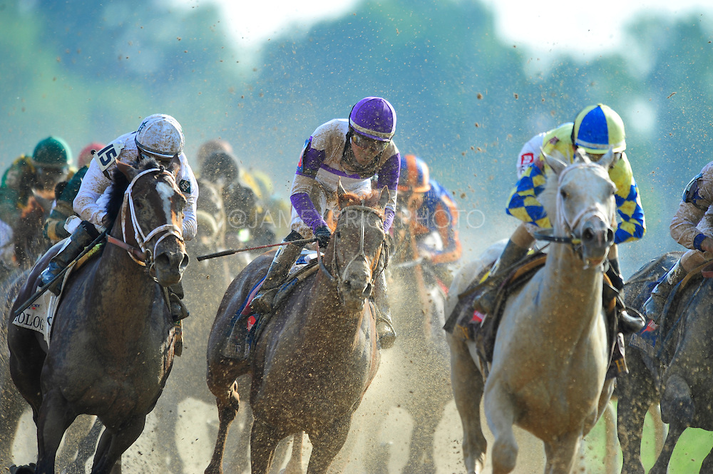 May 5, 2012 - I'll Have Another, the eventual winner of the Kentucky Derby 2012 in Louisville Kentucky. © Jamey Price / Getty Images. IMAGE NOT AVAILABLE FOR SALE.