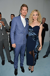 JESSE WOOD and FEARNE COTTON at the Glamour Magazine Women of the Year Awards in association with Next held in the Berkeley Square Gardens, London on 7th June 2016.