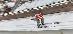 05.01.2016, Paul Ausserleitner Schanze, Bischofshofen, AUT, FIS Weltcup Ski Sprung, Vierschanzentournee, Training, im Bild Richard Freitag (GER) // Richard Freitag of Germany during his Practice Jump for the Four Hills Tournament of FIS Ski Jumping World Cup at the Paul Ausserleitner Schanze, Bischofshofen, Austria on 2016/01/05. EXPA Pictures © 2016, PhotoCredit: EXPA/ JFK