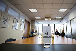 Press conference of Foundation for Sport, on February 6, 2018 in Ljubljana, Slovenia. Photo by Urban Urbanc / Sportida