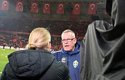 November 17, 2018 - Konya, Türkiye - Sweden's Jan Andersson during Turkey vs. Sweden UEFA Nations League, League B game at Konya, Turkey, 17th Nov., 2018 (Credit Image: © Hikmet Saatci/Depo Photos via ZUMA Wire)