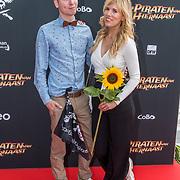 NL/Utrecht/20200701 - Premiere DE PIRATEN VAN HIERNAAST, Dylan Haegens en .......