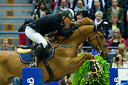 Royne Zetterman - Echo de Laubry<br /> Rolex FEI World Cup Final 2013<br /> © DigiShots