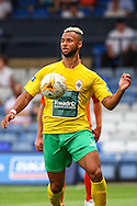 John Bostock of Royal Antwerp during the Pre Season Friendly match at Kenilworth Road, Luton<br /> Picture by David Horn/Focus Images Ltd +44 7545 970036<br /> 26/07/2014
