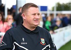 October 7, 2017 - Billericay, England, United Kingdom - Gary McCann manager of Hendon FC.during Bostik League Premier Division match between Billericay Town against Hendon FC at New Lodge Ground, Billericay on 07 Oct 2017  (Credit Image: © Kieran Galvin/NurPhoto via ZUMA Press)