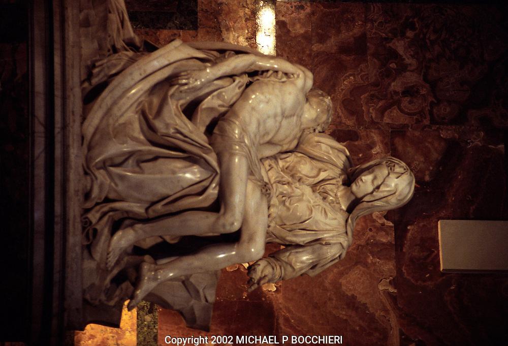 ROME, LAZIO - JULY 23:  General view of  October 23, 2002 in ROME, LAZIO, Italy.  (Photo by Michael Bocchieri/Bocchieri Archive)
