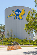 UCI Water Tower