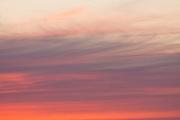 Painterly sky near Taos, New Mexico.