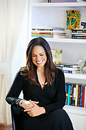 November 28, 2017. Portrait session with Soledad O'Brien for Bitch Publication, LA. Photographed at her home in NYC. Photography by Margarita Corporan