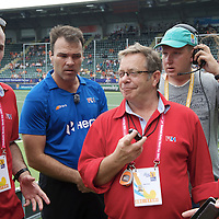 DEN HAAG - Rabobank Hockey World Cup<br /> 29 Germany - Korea<br /> Foto: <br /> COPYRIGHT FRANK UIJLENBROEK FFU PRESS AGENCY