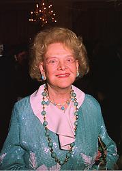 PRINCESS MAX ZU SCHAUMBURG-LIPPE at a reception in London on 16th March 1998.MGB 86