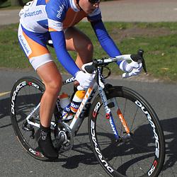 Energiewacht Tour 2012 Midwolda Annemiek van Vleuten