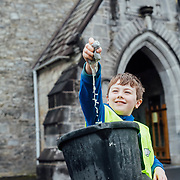 14.04.2017<br /> Europe&rsquo;s biggest ever one-day clean-up took place in Limerick today, Friday 14 April. Over 16,500 people took to the streets of Limerick city and county to take part in the occasion.<br /> Pictured taking part in the Team Limerick Clean-Up in Adare was Jack Coyle.<br /> Pic. Brian Arthur/ Alan Place Photography